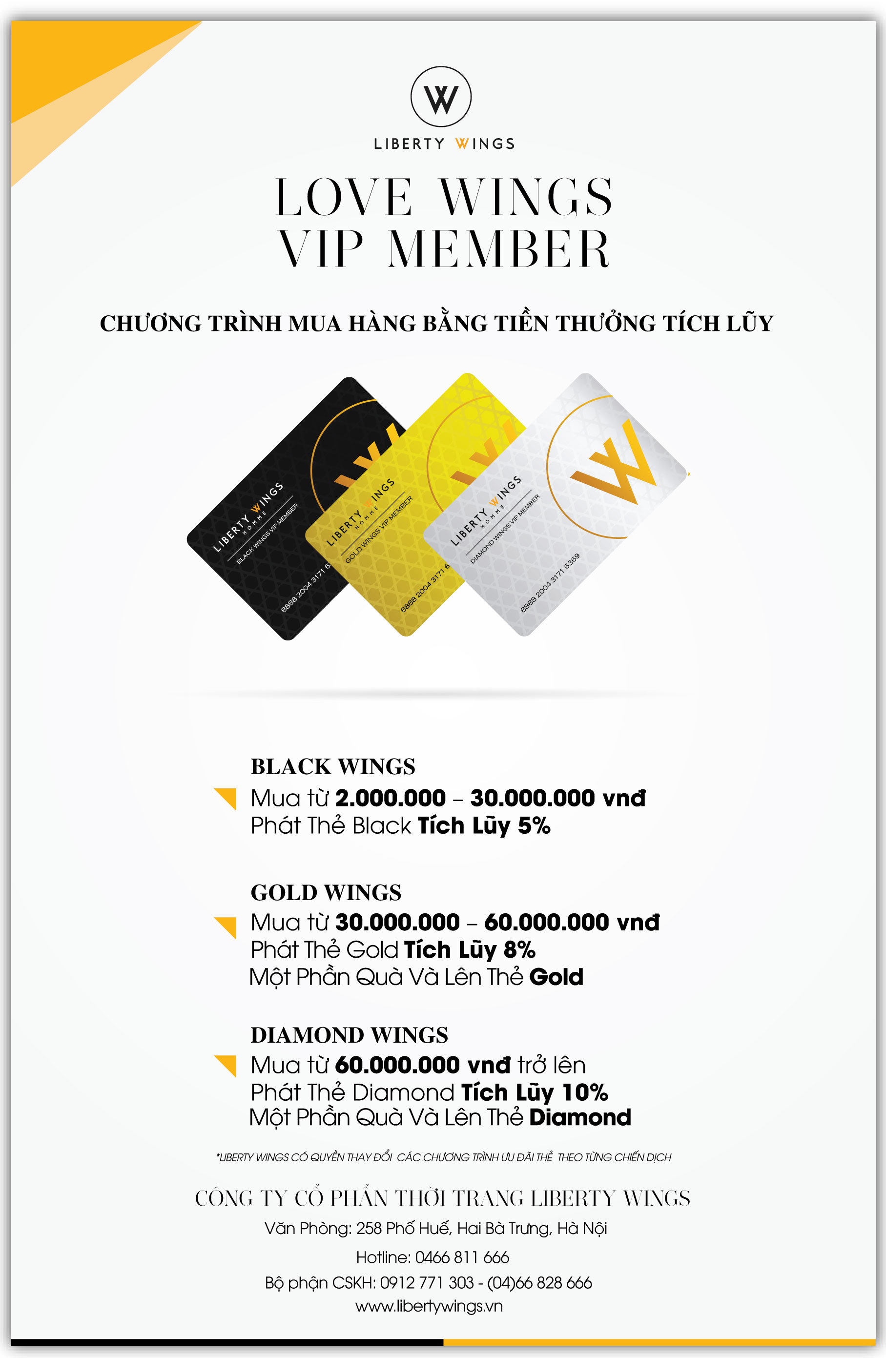 vip wings id