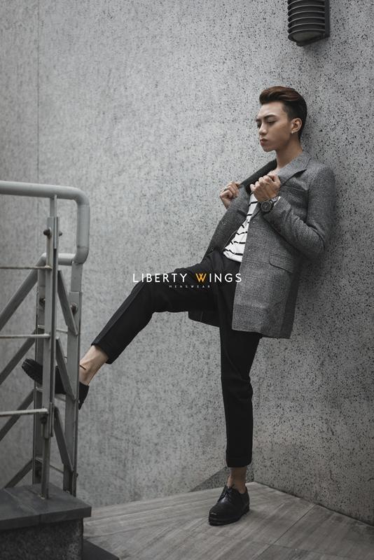bộ sưu tập vest của liberty wings