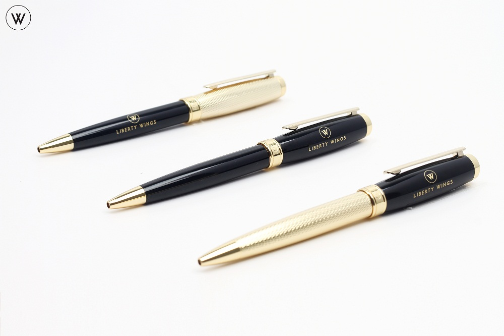 liberty wings pen gold limited edition