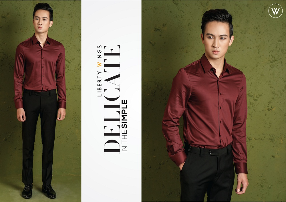 delicate shirt by liberty wwings